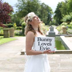 Bunny Loves Evie