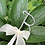 Thumbnail: Handmade Fairy Initial Bridal Wand