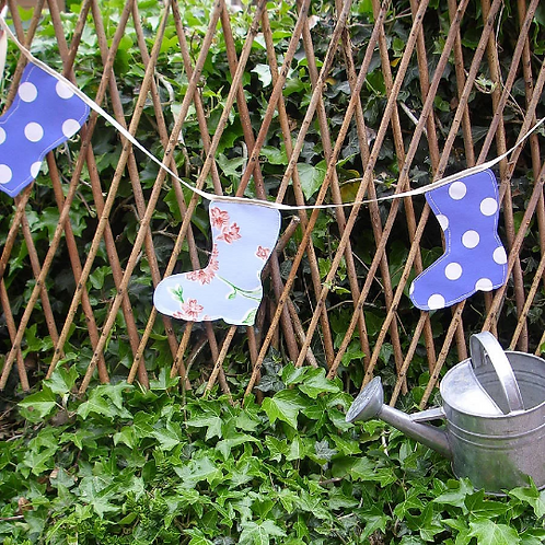 Festival Wedding Garden Weatherproof Outdoor Bunting