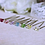 Thumbnail: Rainbow Crystal Butterfly Hairpins Set Of 7