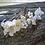 Thumbnail: Pearl And Crystal Floral Handbeaded Tiara
