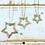 Thumbnail: Etoile Star Hand Beaded Hairpins set of 3