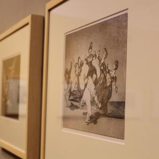 Loucuras Anunciadas, de Goya