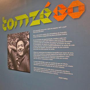 Tom Zé 80