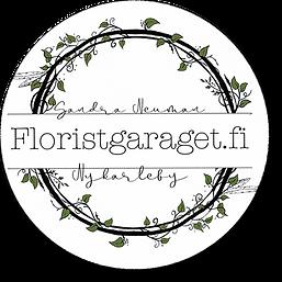 Floristgaraget LOGO