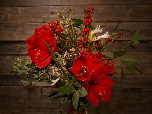 Floristgaraget julbukett.JPG