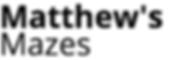 tags: maze art, art mazes, maze artist, maze, mazes, Matthew's Mazes, hand-drawn mazes