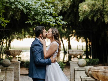 Jannes & Megan   Styled Wedding