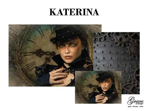 Katerina (Grace on Design Decoupage) PREORDER -ships 2nd week in January