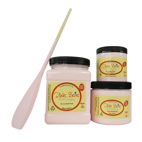 Soft Pink - Dixie Belle Chalk Mineral Paint
