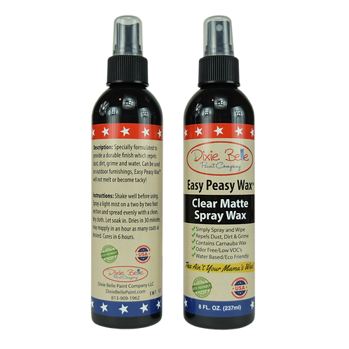 Easy Peasy Spray Wax (8 OZ)