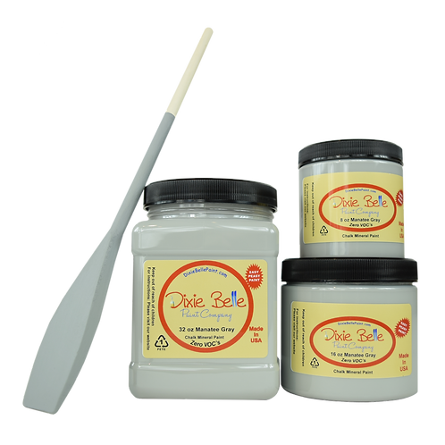 Manatee Gray - Dixie Belle Chalk Mineral Paint