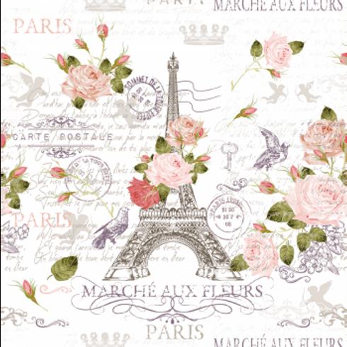 "Marche Paris 23"" x 35"" (Will Be Retired)"