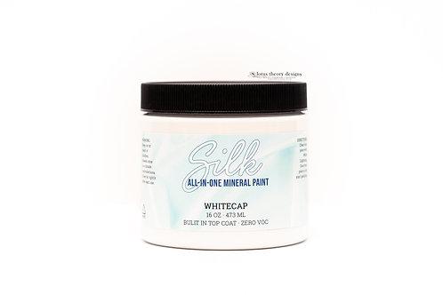 Salt Water - Silk Paint