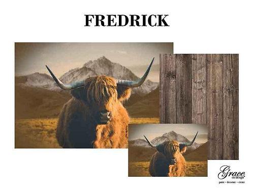 Fredrick (Grace on Design Decoupage) PREORDER ships 2nd week in January