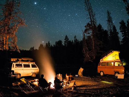 Dreaming of Camping....