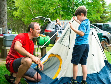 Camping - the next great family adventure!