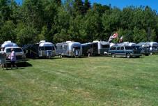 We love a good caravan!