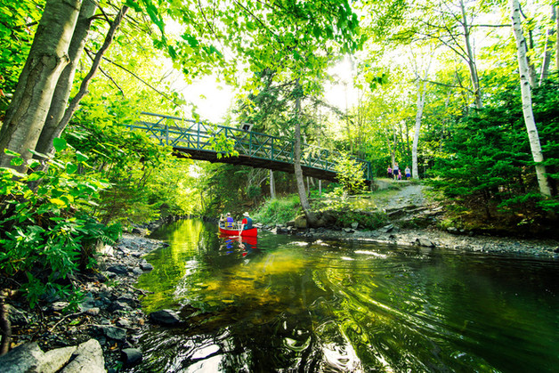 HISTORIC SHUBIE CANAL