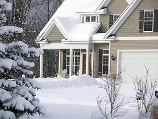 Selling a House in Winter? It can be Done!