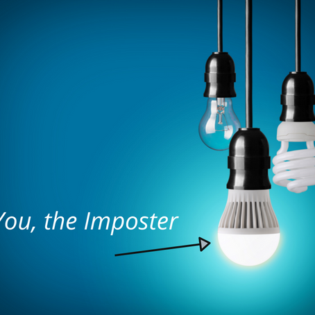 The Imposter in Imposter Syndrome