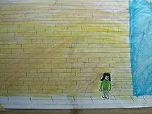 GIRL AT WALL.JPG