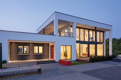 LUXHAUS_Musterhaus_Koeln_Aussen