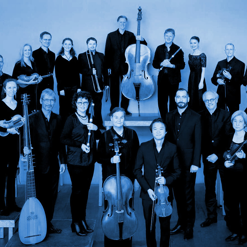 LISTEN! Nederlandse Bach Vereniging