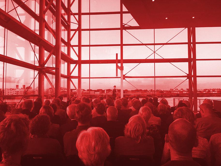 Brechtje Roos van Hoor @muziekgebouw aan