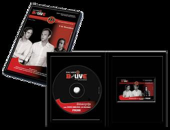 Capa de DVD Impressa em lenticular