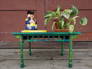 Showstopping Plant Table