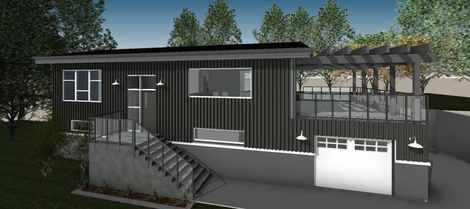 WEST BENCH HOUSE - HAYWOOD DESIGN + BUILD