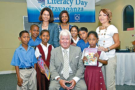 Dr. Colin Lane in Trinidad
