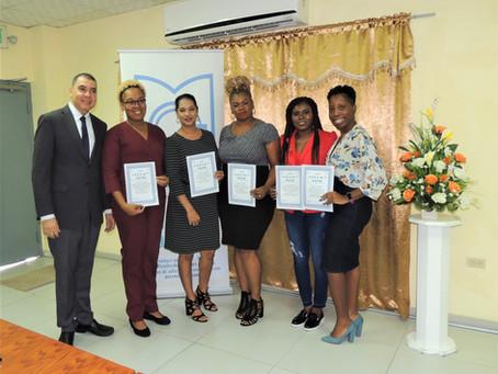ATLANTIC funded Cap de Ville A.R.R.O.W. Certification !