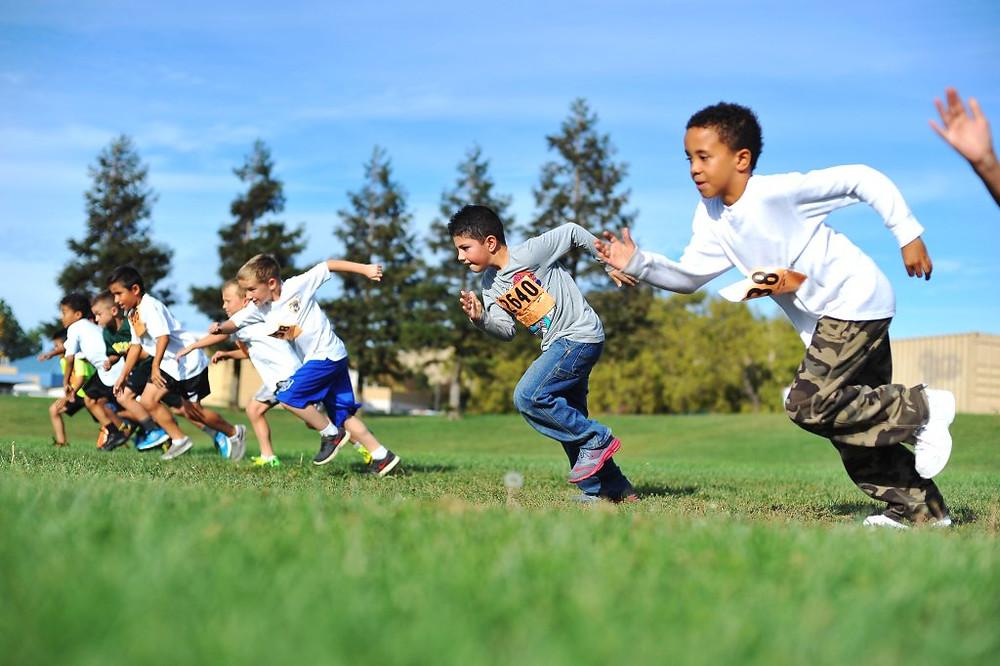 Image result for children running