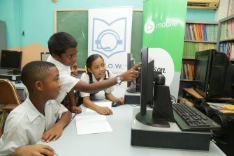 """Strengthening Literacy Through Technology"""