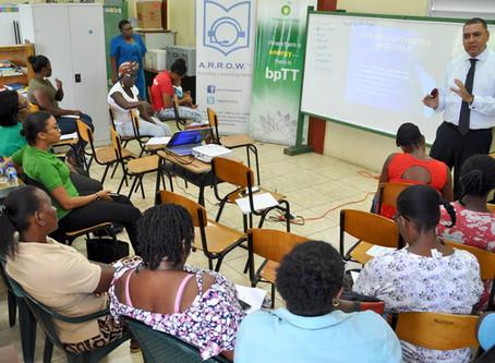 A.R.R.O.W. Helps Tobago Pupils