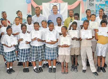 Carenage students graduate from Arrow programme