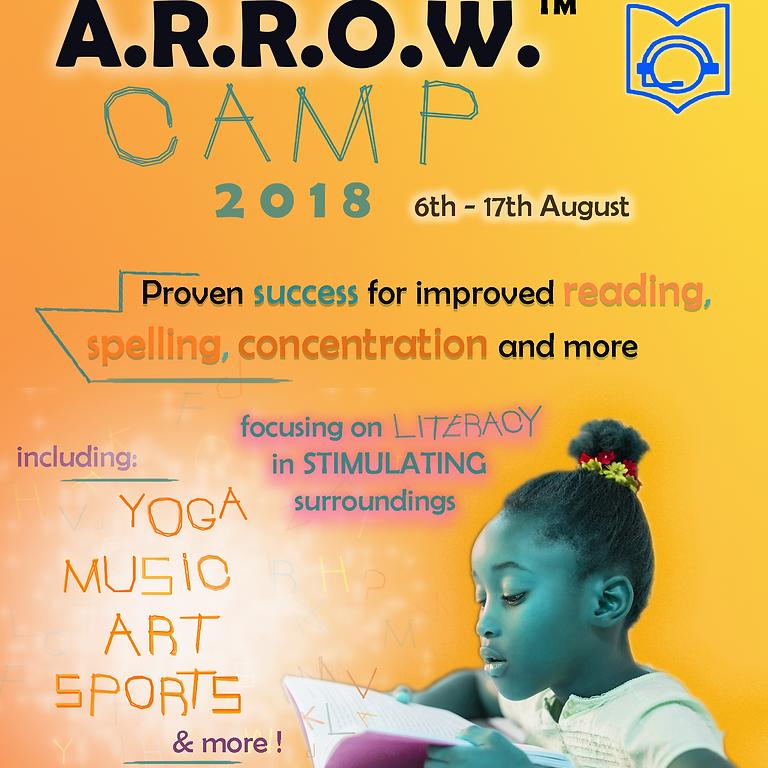 Summer Camp 2018 - August