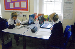 Students in the UK