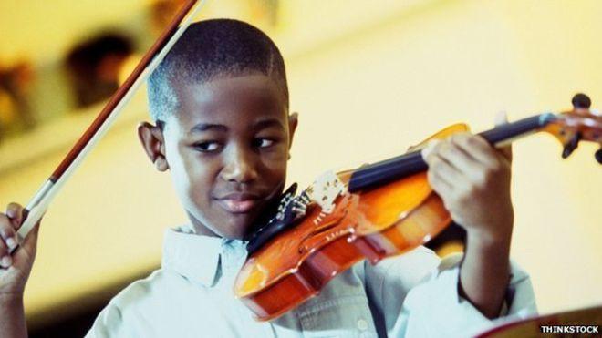 Image result for children doing music black children