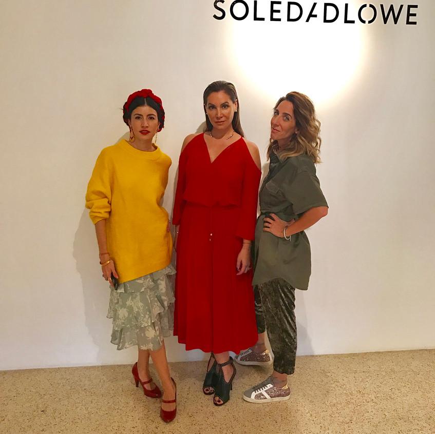 Danie Gomez Ortigoza y Soledad Lowe