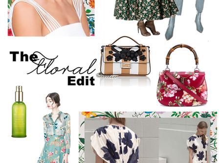 The Floral Edit