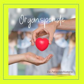 Warum ein Organspendeausweis ist nicht nur für Spender, sondern für ALLE nützlich ist.