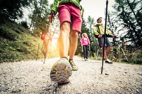 wöchentlicher Walkingtreff  - für Walker, die dranbleiben!