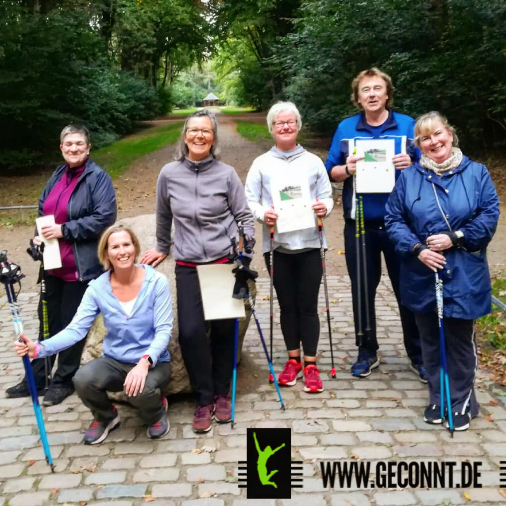 Nordic-Walking Einsteiger 2020