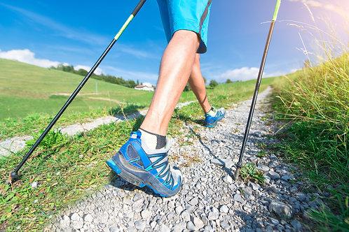 Dein Starter-Paket - Nordic Walking für Einsteiger!