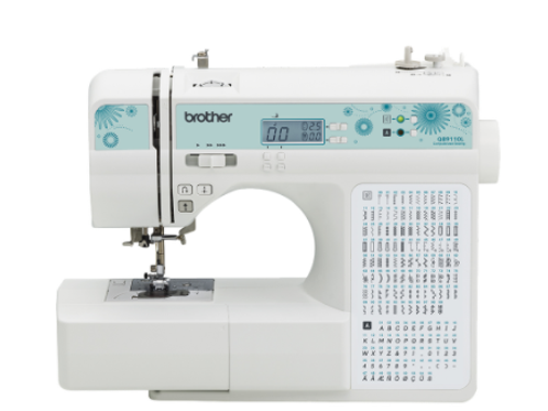 QB9110LDV Máquina de Costura Computadorizada