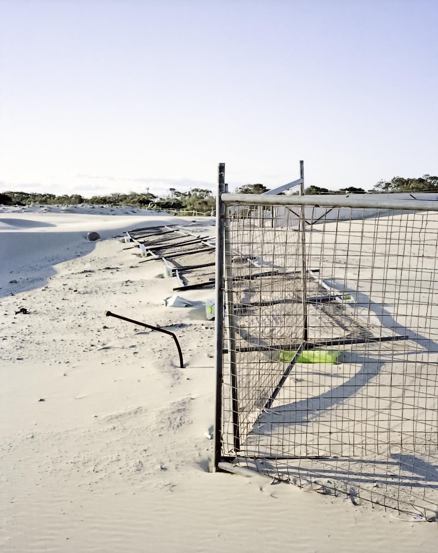 fenceline downed