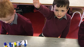 Numeracy in Junior Infants